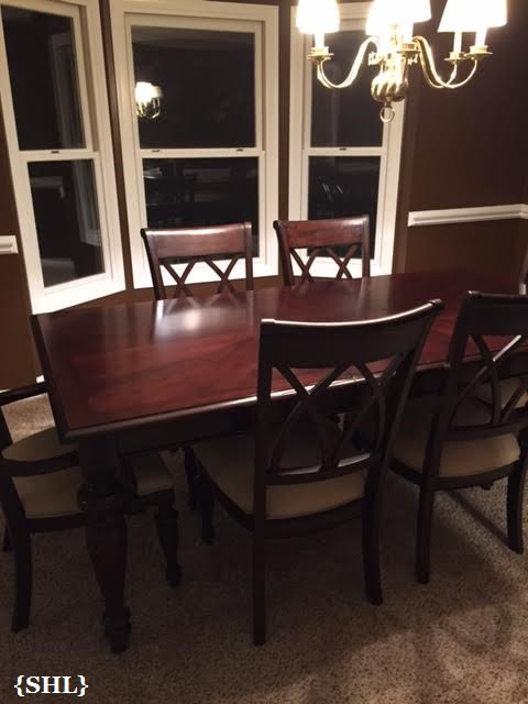SHL Dining Room before table