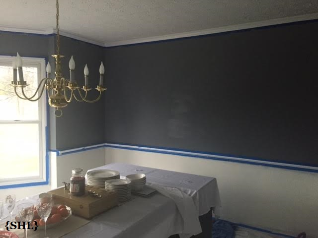 SHL dining room primed 2