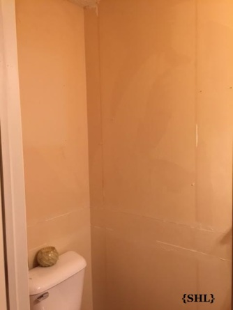 SHL Powder Room During 1