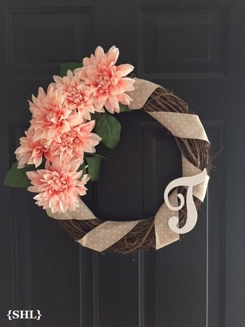 SHL Spring Wreath