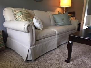 SHL Sofa After VI