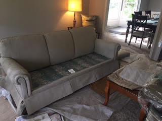 SHL Sofa During